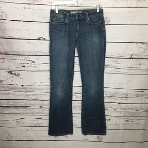 Joes Jeans Sz 27 low rise flare jeans